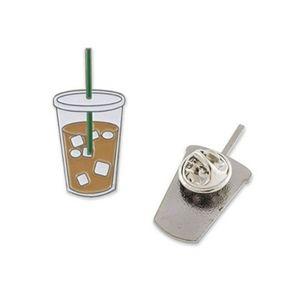 Ice Coffee Pin